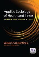 Applied Sociology of Health and...