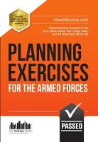Planning Exercises for the Army...
