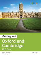 Getting into Oxford & Cambridge: 2015...