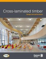 Cross-laminated timber: Design and...