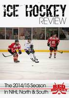 Ice Hockey Review NIHL Yearbook 2015...