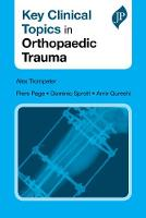 Key Clinical Topics in Orthopaedic...
