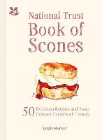 The National Trust Book of Scones:...