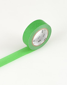 Green Mt Tape
