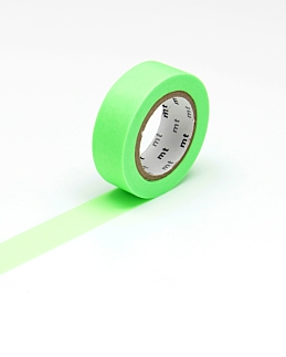 Shocking Green Mt Tape