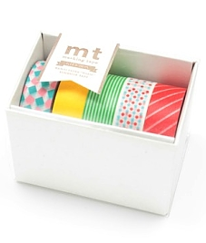 Pop Gift Box mt tape