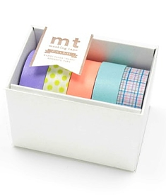 Pastel Gift Box mt tape