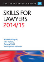 Skills for Lawyers: 2014/2015