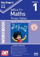 KS2 Times Tables Workbook 1: 15 Day...