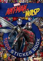 Ant-Man - 1000 Sticker Book