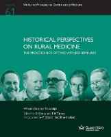 Historical Perspectives on Rural...