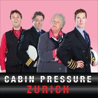 Cabin Pressure: Zurich: The BBC Radio...