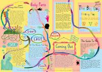 The Big Gay Writing Map: Story Ideas...