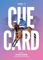Cue Card: A tribute to a special horse