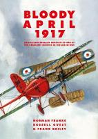 Bloody April 1917: An Exciting...