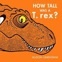 How Tall was a T-rex?