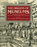 The Origins of Museums: The Cabinet ...
