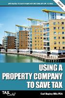 Using a Property Company to Save Tax...
