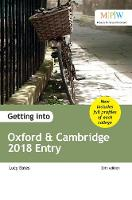 Getting into Oxford & Cambridge 2018...