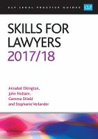 Skills for Lawyers 2017/2018