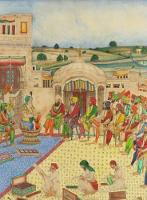Collecting Sikh: Image of the Guru