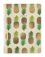2019 Recipe Diary Pineapples Design:...