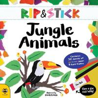 Rip and Stick Jungle Animals Activity...