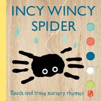 Incy Wincy Spider: Touch & Trace...
