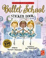 Ballet School Sticker Book
