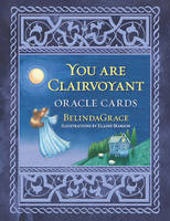 You Are Clairvoyant Oracle Cards [With Guidebook]
