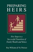 Preparing Heirs: Five Steps to a...