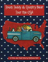 Town Teddy and Country Bear Tour the USA