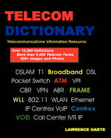 Telecom Dictionary, PSTN, PBX,...