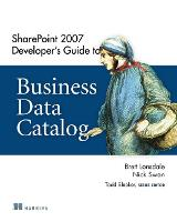SharePoint 2007 Developer's Guide to...