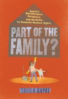 Part of the Family?: Nannies,...