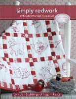 Simply Redwork: Embroidery the Hugs ...