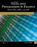 Microsoft Excel 2010 Programming by...