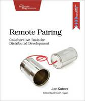 Remote Pairing: Collaborative Tools...