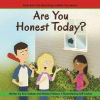 Are You Honest Today? (Becoming a...