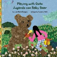 Playing with Osito - Jugando Con Baby...