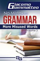 More Misused Words: No Mistakes...