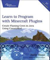 Learn to Program with Minecraft...
