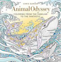 Animal Odyssey: Coloring from the...