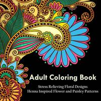 Adult Coloring Book: A Coloring Book...