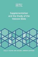 Supplementation and the Study of the...
