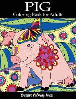 Pig Coloring Book: Adult Coloring ...