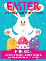 Easter Coloring and Activity Book for...