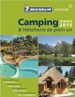 Camping guide France 2018: 2018