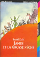 Folio Junior - Dahl, Roald: James et...