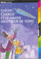 Various titles (Folio Junior) - Charlie et le grand ascenseur de verre